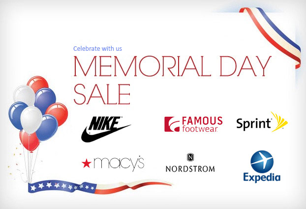wholesale dealer a59ae 0e045 Where to Get the Best 2017 Memorial Day Deals   Sales
