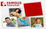 Famous Footwear coupon code 2017
