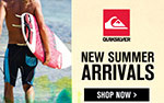 Quiksilver Coupons