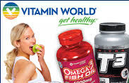 Vitamin World  coupon code 2017
